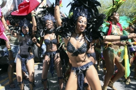 West Indian American Labor Day Carnival Parade