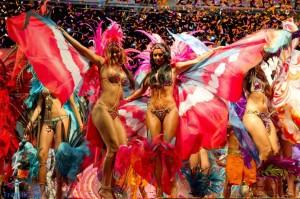 Trinidad Carnival, Carnival, Trinidad and Tobago, Mas,