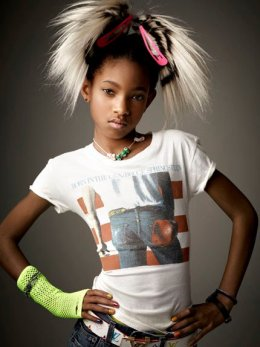 "WILLOW SMITH'S ""SUMMER FLING"" – MUSIC VIDEO"